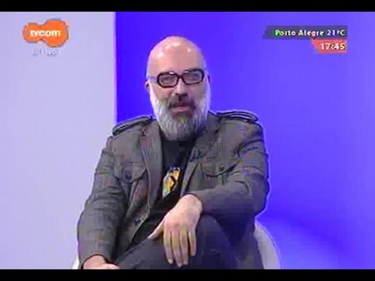 Programa do Roger - Maestro Tobias Volkmann - Bloco 1 - 07/09/2014