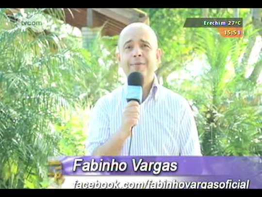 Na Fé - Clipes de música gospel - 14/09/2014 - bloco 4