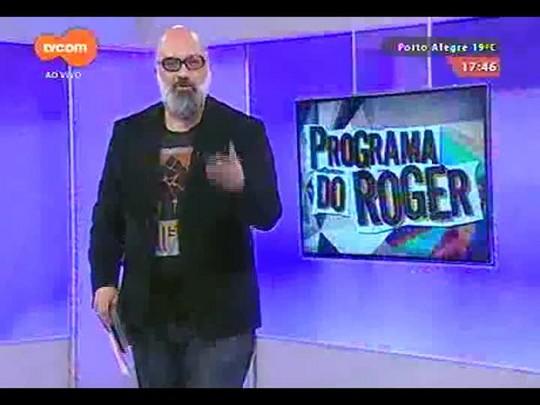 Programa do Roger - Arlindo Neto, músico - Bloco 1 - 01/10/2014