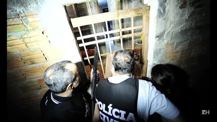 Escuta telefônica: caminhão roubado em Farroupilha