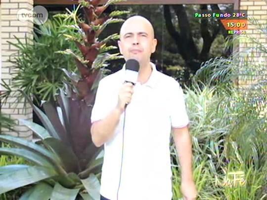 Na Fé - Clipes de música gospel e bate-papo com o maestro João Carlos Martins - 30/11/2014 - bloco 1