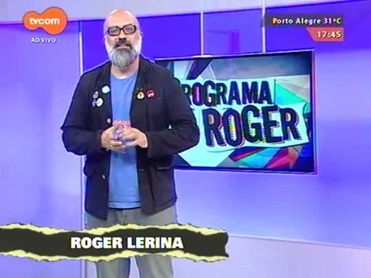 Programa do Roger - Laura Pinzon, cantora - Bloco 1 - 01/12/2014