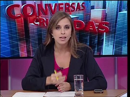 Conversas Cruzadas - Debate sobre o aumento da passagem do transporte coletivo - Bloco 1 - 22/02/15