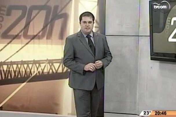 TVCOM 20 Horas - Entrevista com o economista e escritor Rodrigo Constantino - 02.05.15
