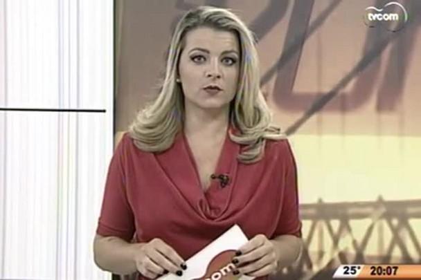 TVCOM 20 Horas - Três caixas eletrônicos foram arrombados esta semana na região norte do estado - 01.05.15