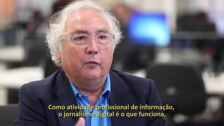 Manuel Castells: privacidade e modelos de negócio