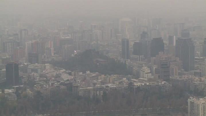 Chile recebe a Copa América com altos níveis de poluição do ar
