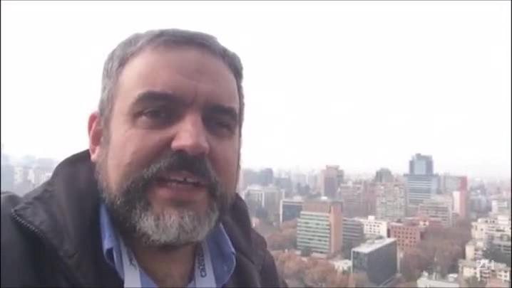 Santiago em emergência ambiental