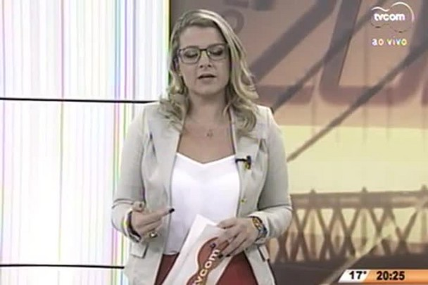 TVCOM 20 Horas - Passarela Nego Quirido, na Capital, vai abrigar novo CIEB - 23.07.15