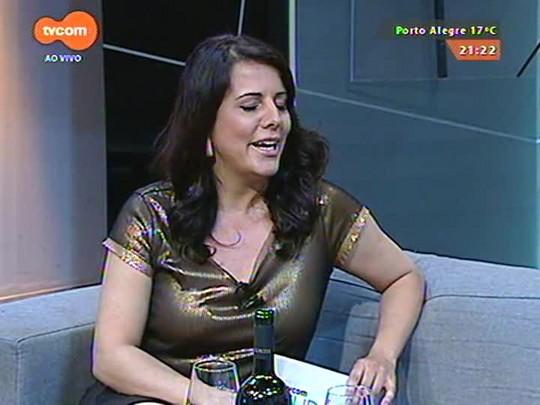 TVCOM Tudo Mais - Um delicioso cabernet franc da Serra Gaúcha