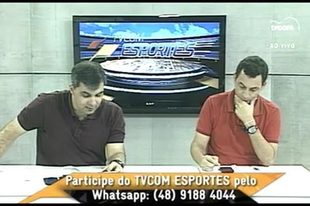 TVCOM Esportes. 2º Bloco. 27.11.15