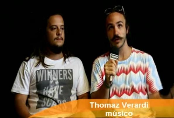 Músicos da Banda Good Samaritans se apresentam no Planeta. Confira entrevista