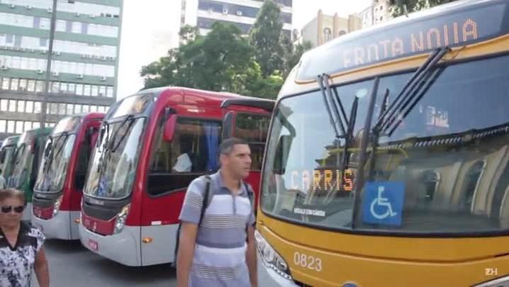Conheça os novos ônibus de Porto Alegre