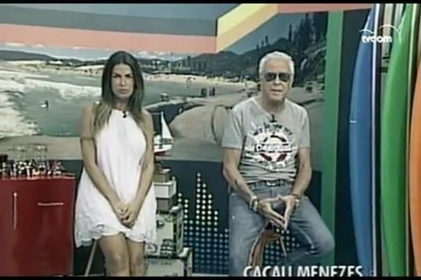 TVCOM De Tudo um Pouco. 1º Bloco. 21.02.16
