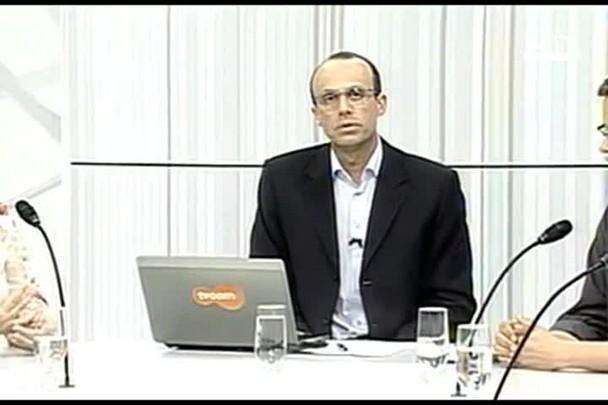 TVCOM Conversas Cruzadas. 2º Bloco. 25.02.16