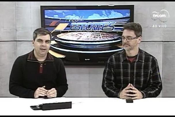 TVCOM Esportes. 3º Bloco. 22.07.16