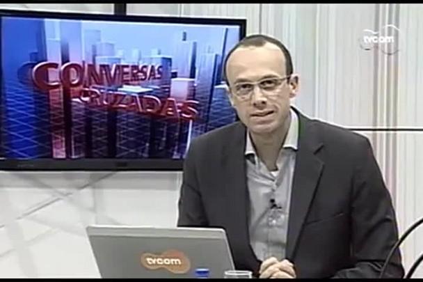 TVCOM Conversas Cruzadas. 4º Bloco. 25.07.16