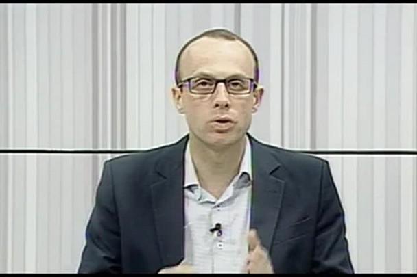 TVCOM Conversas Cruzadas. 1º Bloco. 12.08.16