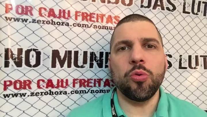 Caju Freitas: UFC 202