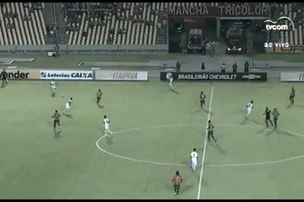 TVCOM Esportes. 4º Bloco. 23.08.16