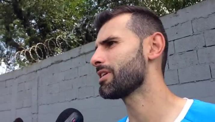 Bruno Grassi fala sobre confronto com o Palmeiras