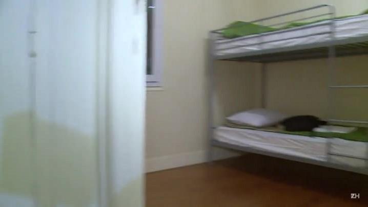 Novos lares para refugiados de Calais
