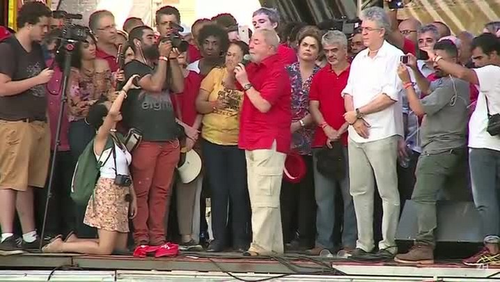 Lula e Dilma reinauguram transposição do São Francisco