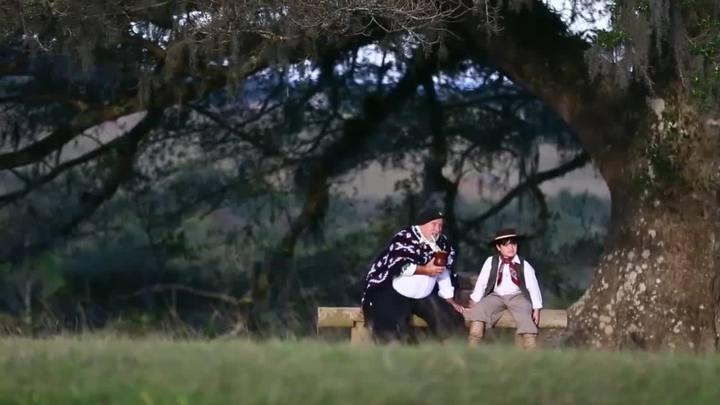 Thomas Machado e Gaúcho da Fronteira gravam clipe