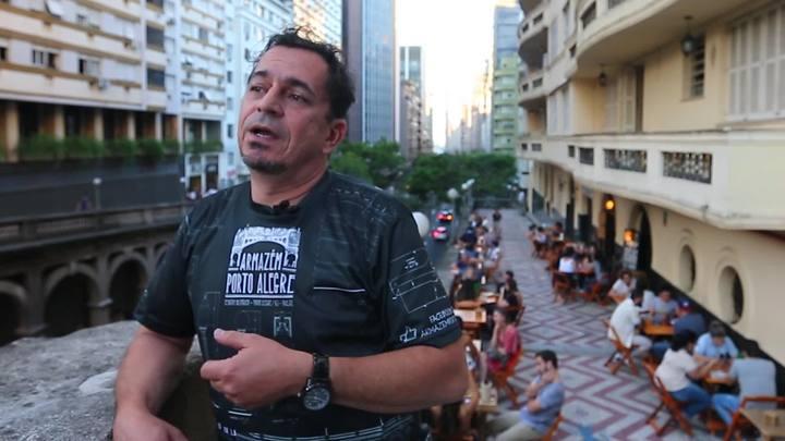 Empreendedores apostam no Viaduto da Borges