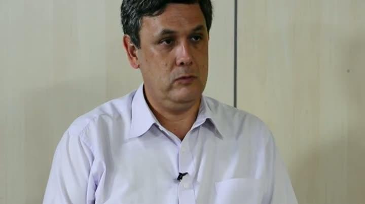 Vereadores eleitos da Capital - Entrevista com César Luiz Belloni Faria
