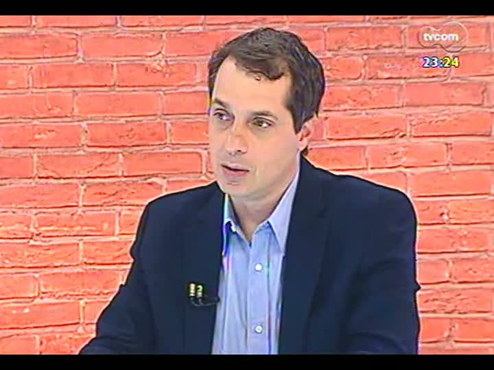 Mãos e Mentes - Sociólogo e filósofo italiano Raffaele de Giorgi - Bloco 3 - 20/01/2013