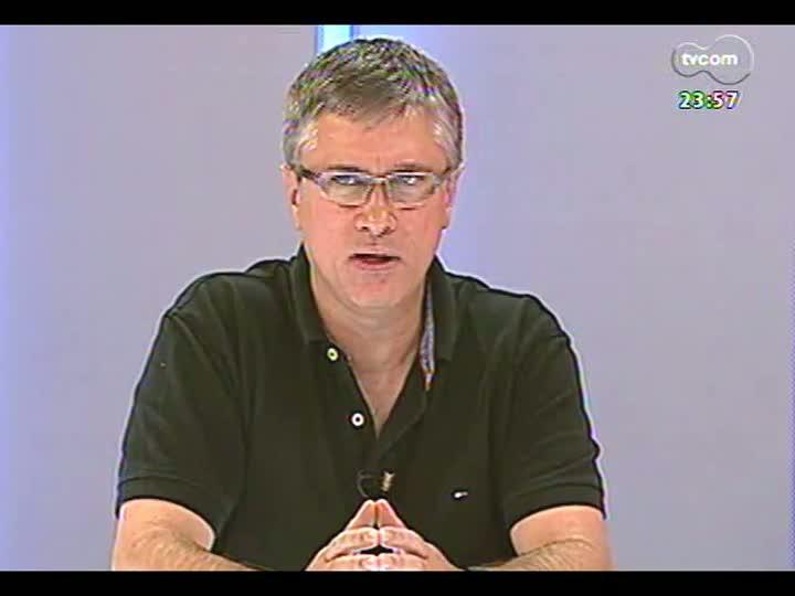 Mãos e Mentes - Membro da Academia Brasileira de Ciências, psiquiatra Flávio Kapczinski - Bloco 3 - 24/01/2013