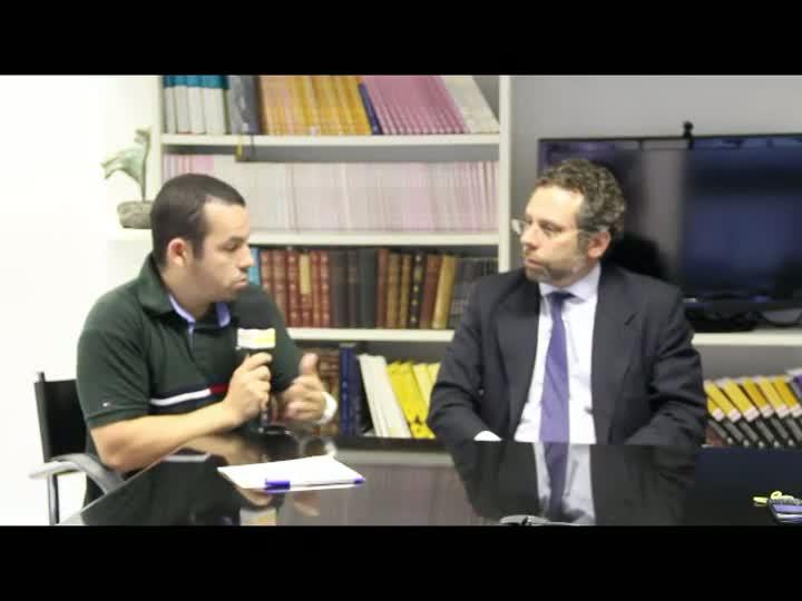 Entrevista com Luciano Timm. 05/03/2013