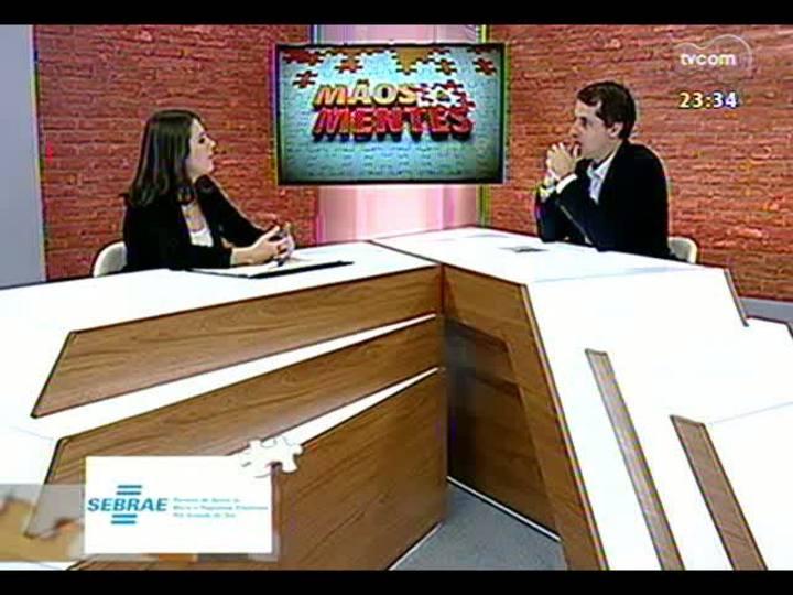 Mãos e Mentes - Doutora em Física, professora e pesquisadora Cristina Furlanetto - Bloco 1 - 16/05/2013