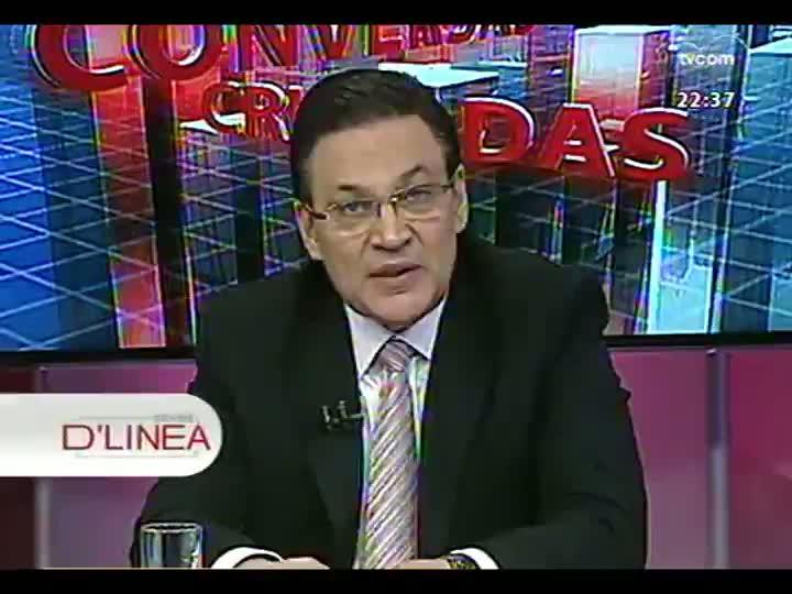 Conversas Cruzadas - Debate sobre o que será discutido no 3º Fórum Mundial de Autoridades Locais de Periferia, em Canoas - Bloco 3 - 10/06/2013