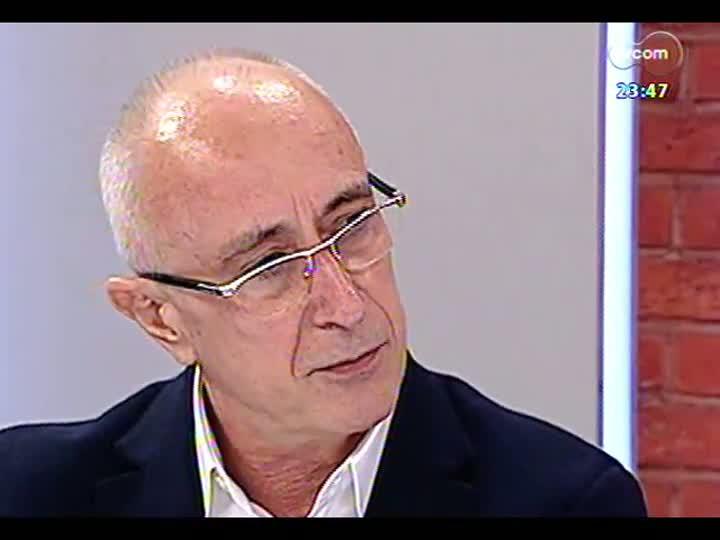 Mãos e Mentes - Superintendente cultural da Fundação Iberê Camargo, Fábio Coutinho - Bloco 2 - 01/07/2013