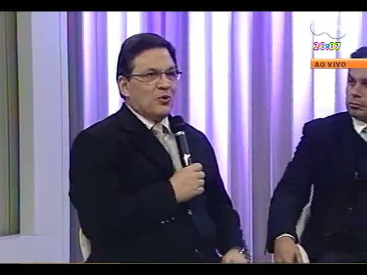 TVCOM 20 Horas - Promotores e ex-comandante dos Bombeiros falam sobre a ação civil pública de responsabilidade sobre a tragédia na Boate Kiss - Bloco 2 - 15/07/2013