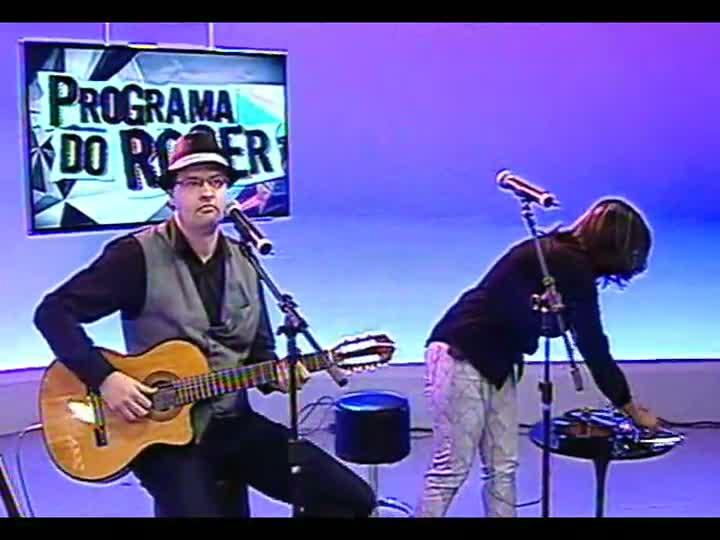 Programa do Roger - Duo Música Viva