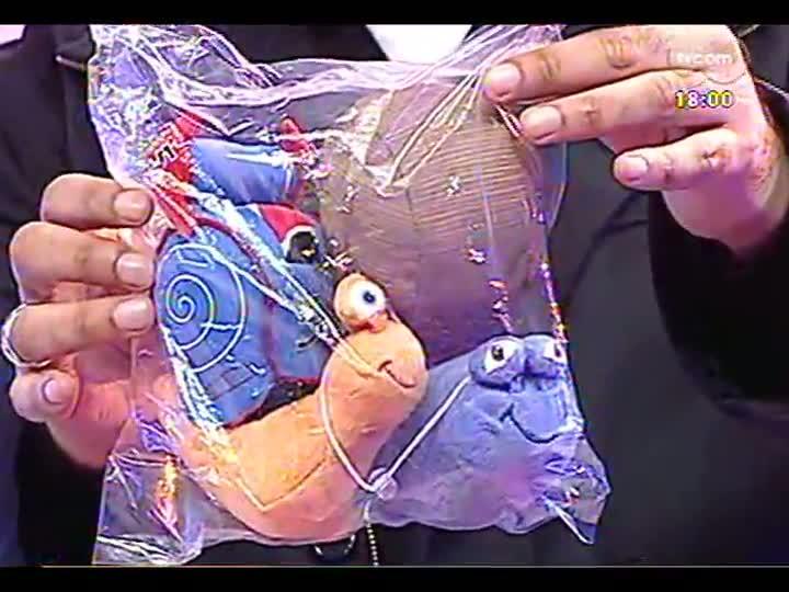 Programa do Roger - \'Lojinha\' com brindes do filme \'Turbo\' e clipe das Vespas Mandarinas - bloco 2 - 31/07/2013