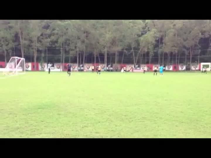 Grêmio treina em Salvador. 10/08/2013