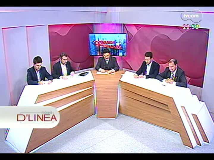 Conversas Cruzadas - Debate sobre as polêmicas da semana: a chegada em fuga do senador boliviano, a vinda dos médicos cubanos, e muito mais - Bloco 3 - 30/08/2013