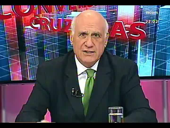 Conversas Cruzadas - Como evitar novos acidentes com árvores em Porto Alegre? - Bloco 1 - 02/09/2013