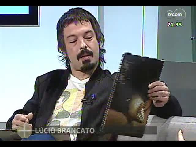 TVCOM Tudo Mais - Dicas musicais com Lucio Brancato