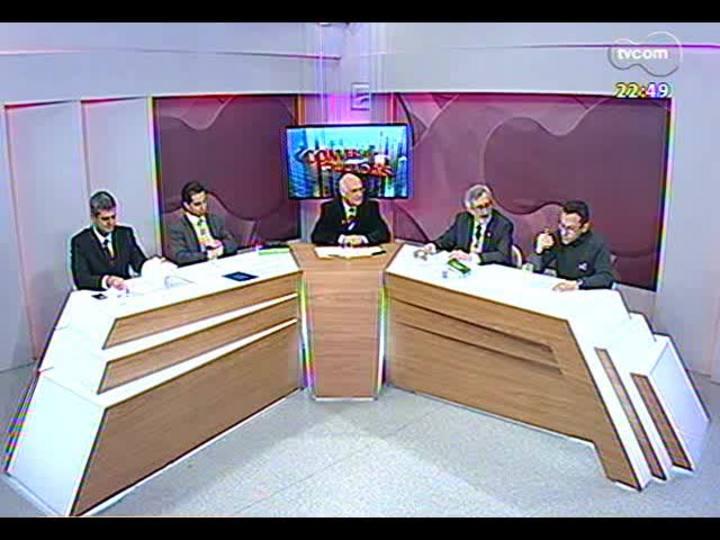 Conversas Cruzadas - Advogados fazem análise da do julgamento do Mensalão - Bloco 3 - 18/09/2013
