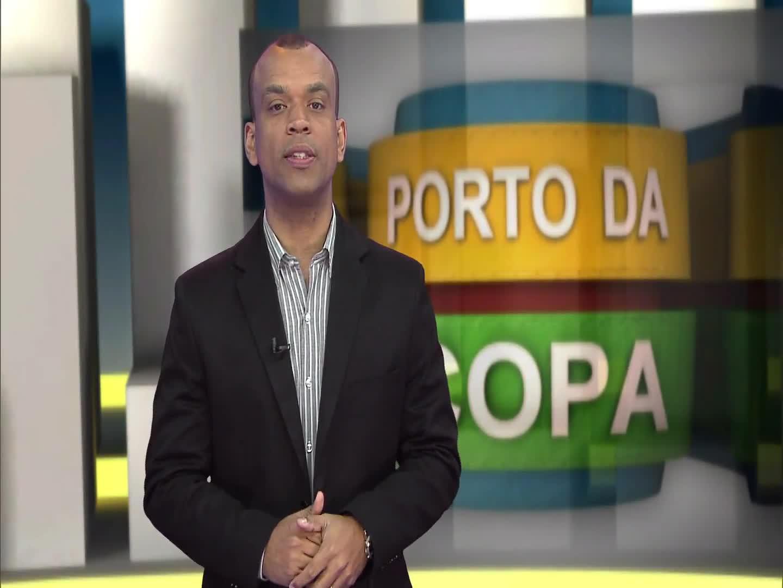 Porto da Copa - Entrevista com a agrônoma responsável pelo gramado do Beira-Rio - Bloco 2 - 05/10/2013
