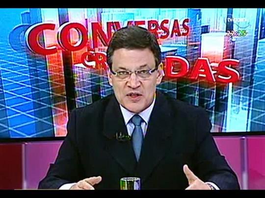 Conversas Cruzadas - Entrevista com o juiz João Ricardo dos Santos Costa, novo presidente da Associação dos Magistrados Brasileiros - Bloco 2 - 29/11/2013