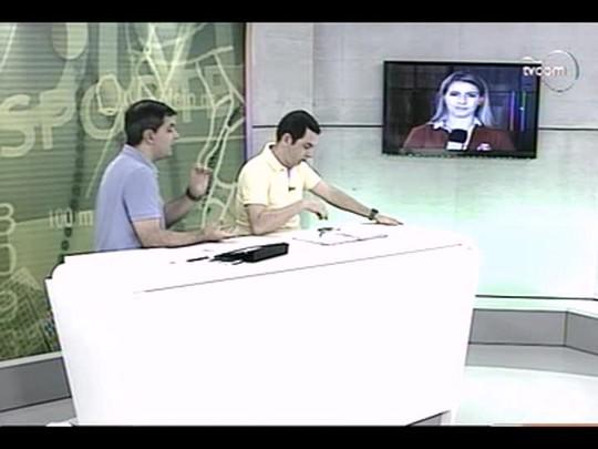 TVCOM Esportes - Entrevista Alessandro Abreu - 12/12/2013