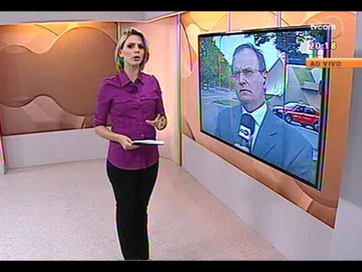 TVCOM 20 Horas - Informações sobre a grave dos metroviários - Bloco 2 - 18/12/2013
