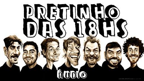 Pretinho Básico 18h - 30/01/2014