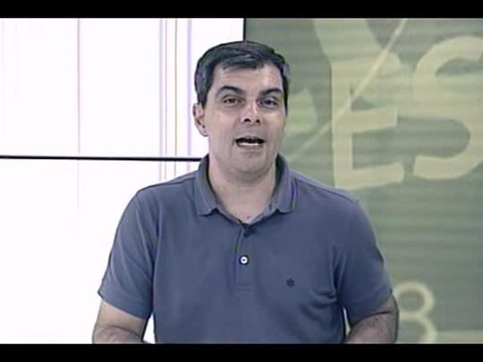 TVCOM Esportes - 1º bloco - 31/03/14
